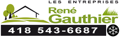 Les Entreprises René Gauthier | Paysagiste Chicoutimi Saguenay